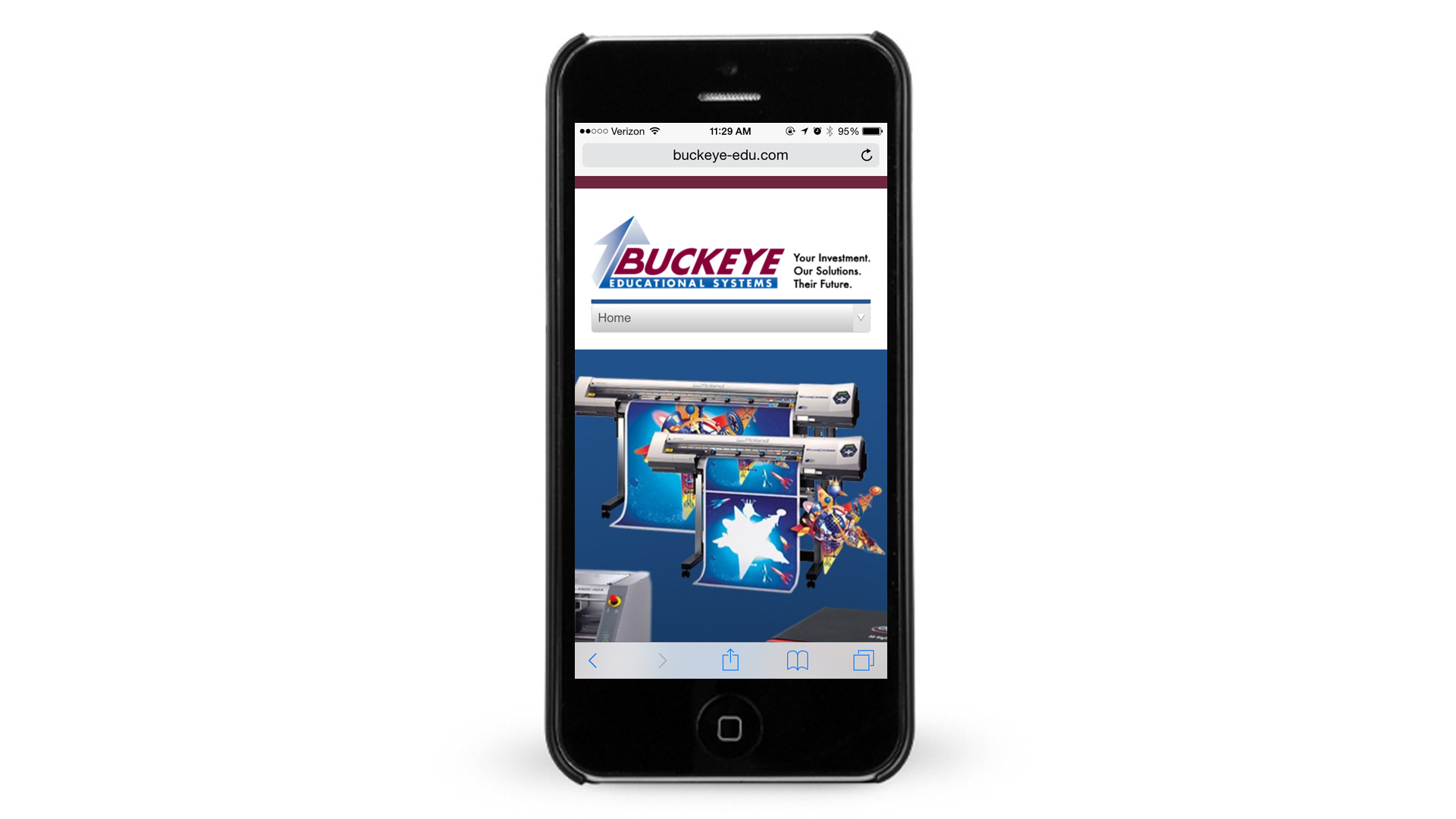 Buckeye-Educational-Mobile-Web