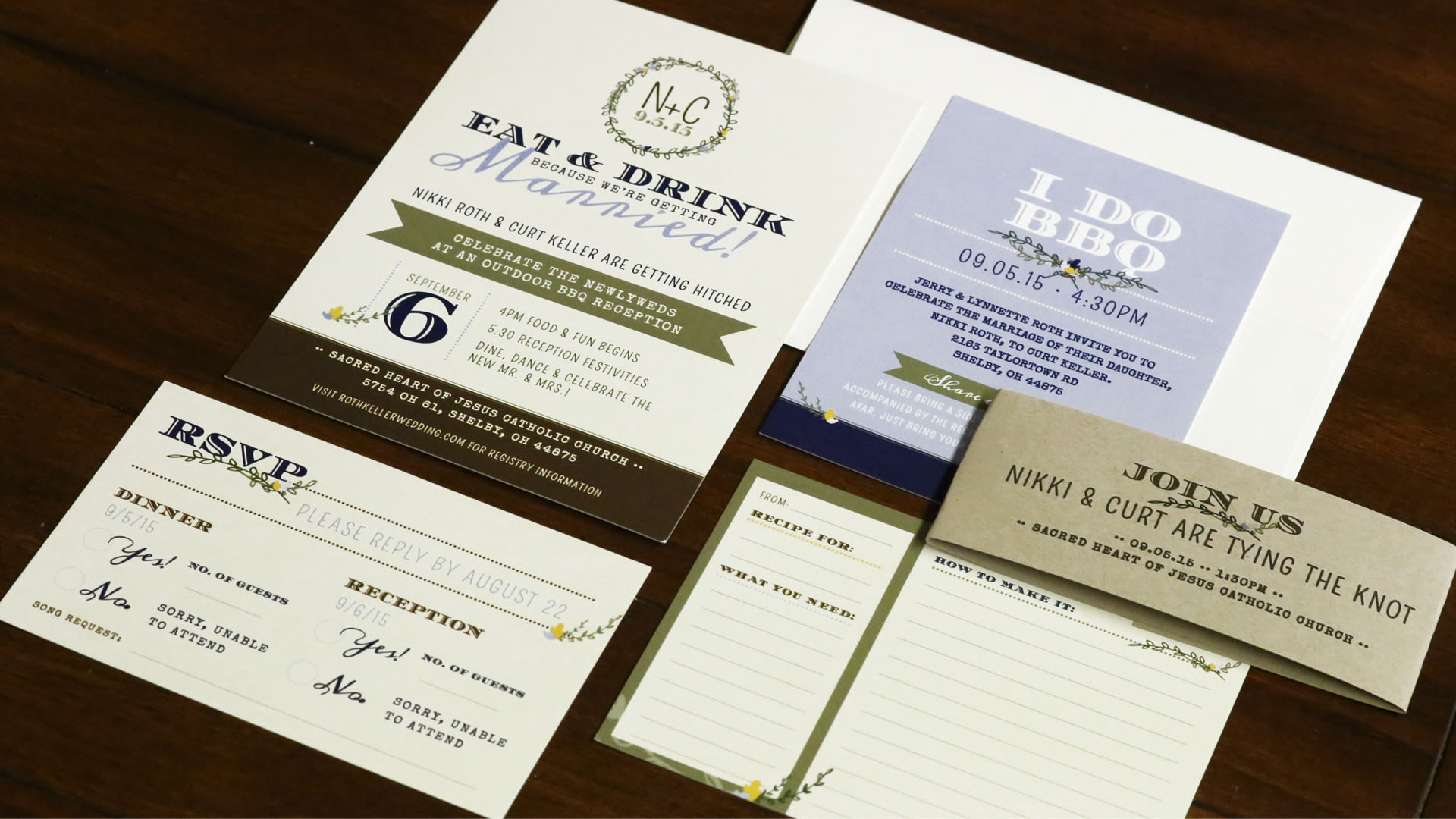 All Wedding Invites