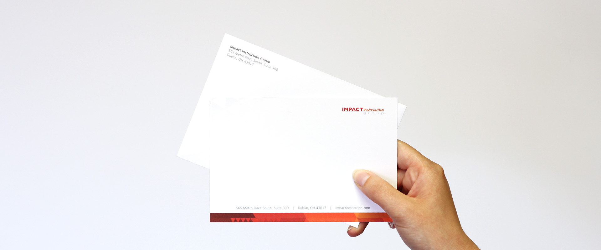 Impact Instruction Note Cards