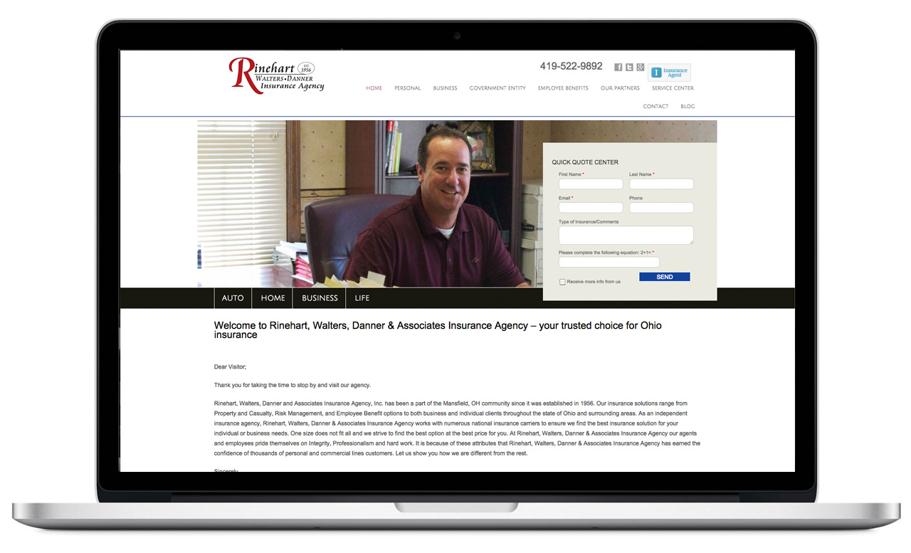 Rinehart-Insurance-Web